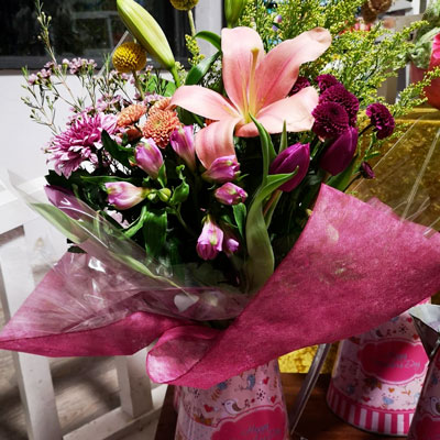 Mother's Day Jug from Floralia - the best flower shop in Limerick