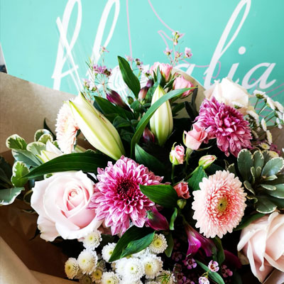 Mother's Day Surprise from Floralia - the best flower shop in Limerick