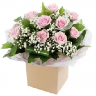 Pretty in Pink from Floralia - the best flower shop in Limerick