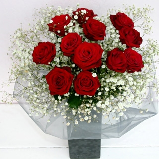 Roses Bouquet from Floralia - the best flower shop in Limerick